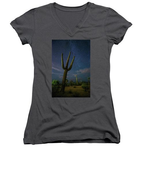 The Magnificent Women's V-Neck