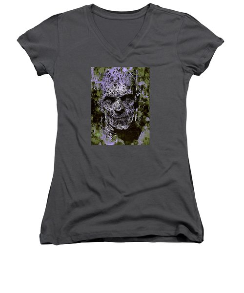 The Mummy Women's V-Neck