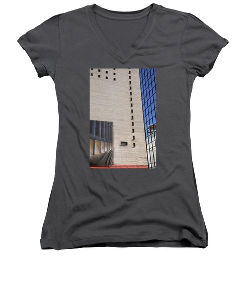 Going Forward Women's V-Neck T-Shirt
