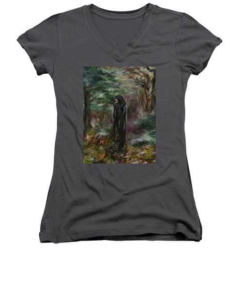 The Old One Women's V-Neck