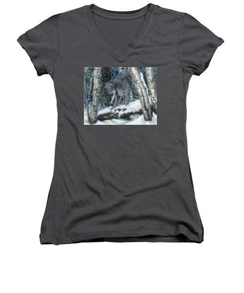 The One That Got Away Women's V-Neck (Athletic Fit)