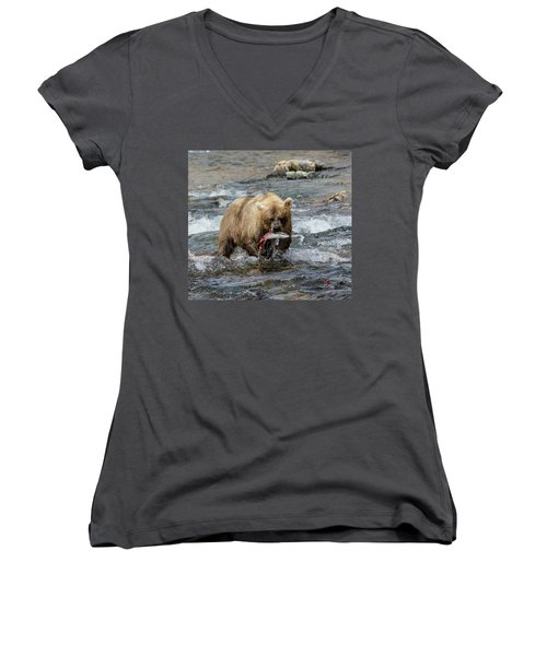 The Perfect Catch Women's V-Neck