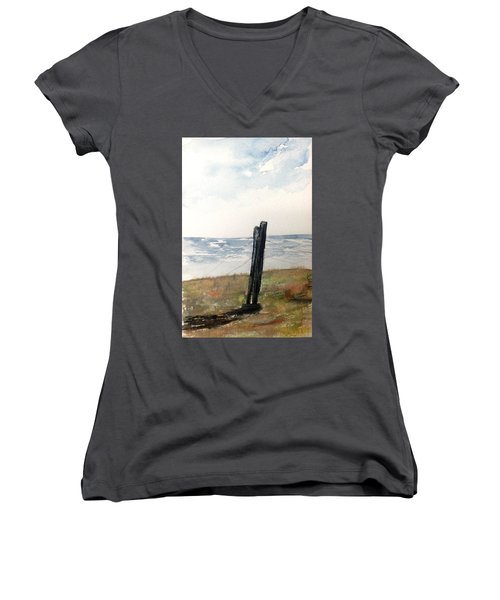 The Post Women's V-Neck T-Shirt