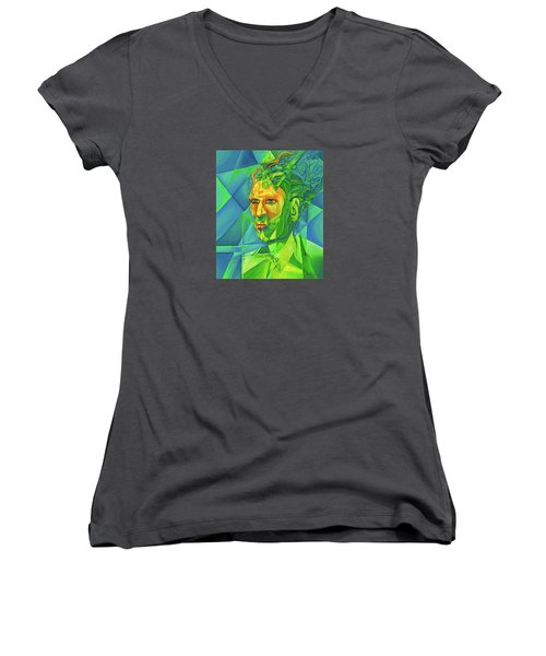 The Reinvention Women's V-Neck