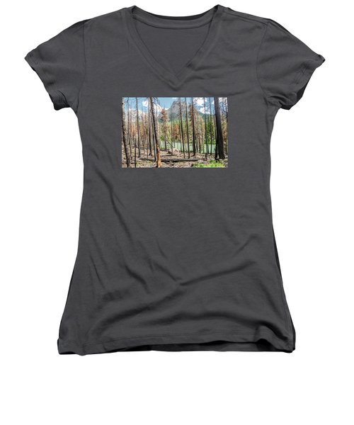 The Revealed View Women's V-Neck (Athletic Fit)