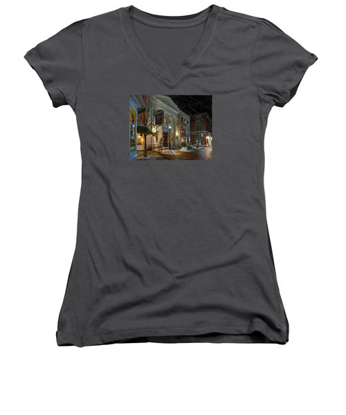 The Ri Ra Pub Women's V-Neck (Athletic Fit)