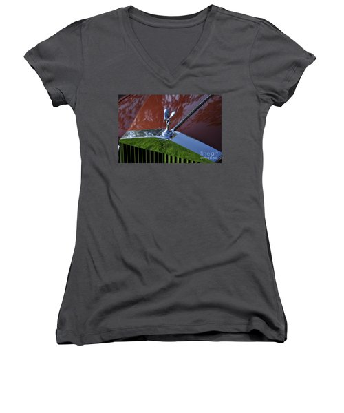 The Rolls Women's V-Neck