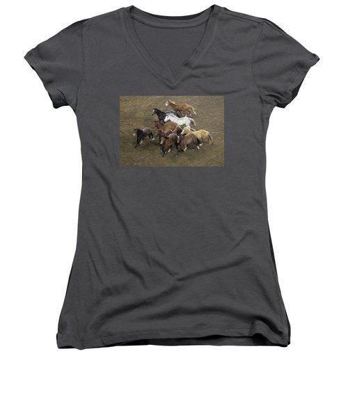 The Roundup Women's V-Neck T-Shirt