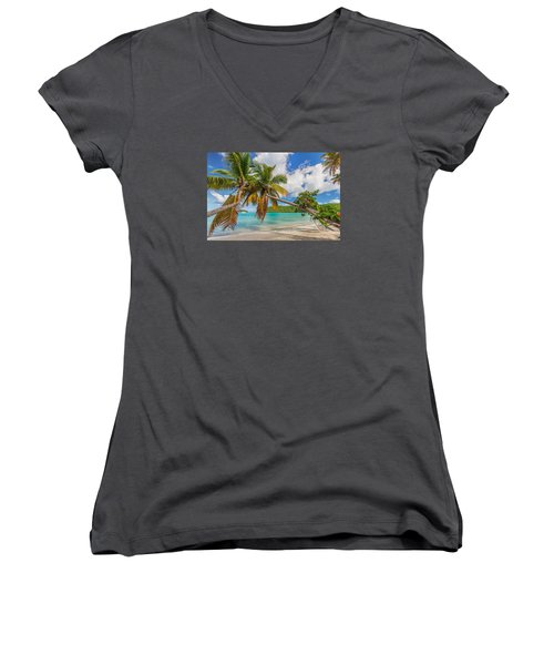 The Sisters Women's V-Neck