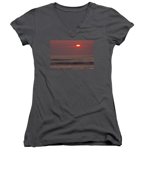 The Start Women's V-Neck T-Shirt