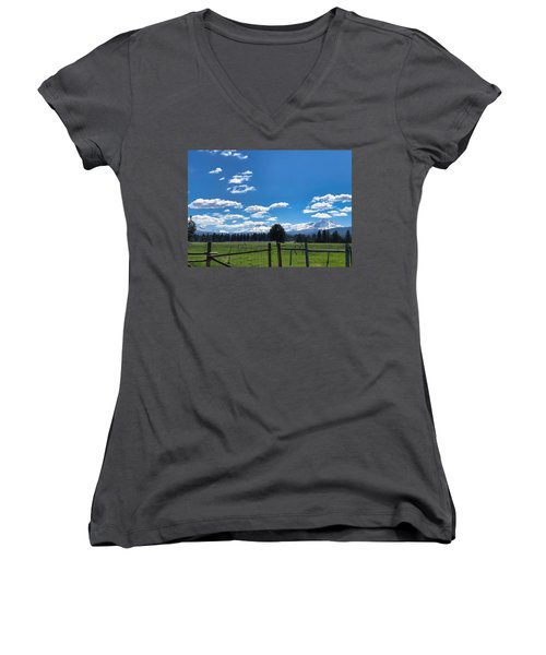 The Three Sisters Women's V-Neck