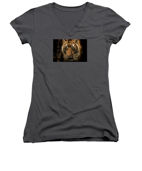 The Savage Found Me Women's V-Neck