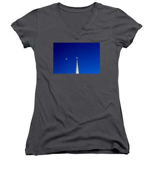 The Trinity Women's V-Neck
