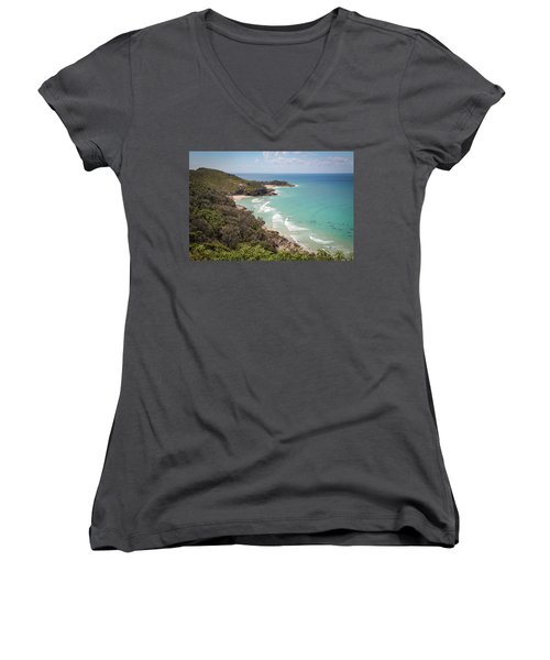 The View From The Cape Women's V-Neck