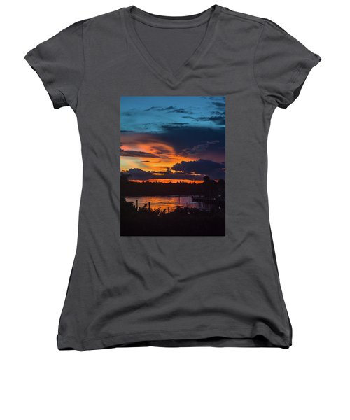 The Component Of Dreams Women's V-Neck (Athletic Fit)