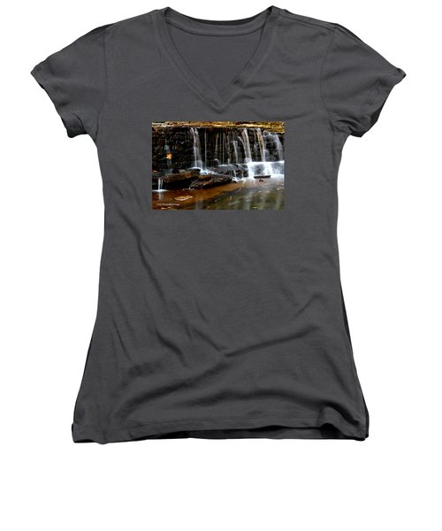 The Wait Women's V-Neck (Athletic Fit)