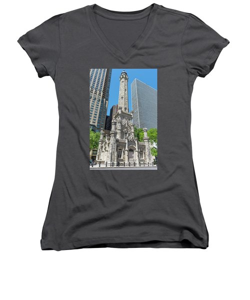 The Water Tower Women's V-Neck