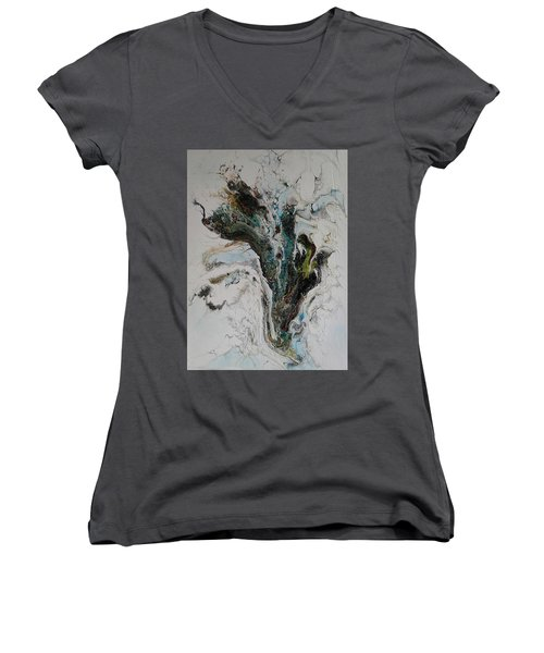 The Wave Women's V-Neck T-Shirt