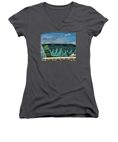 The Westin At Denver Internation Airport Women's V-Neck (Athletic Fit)