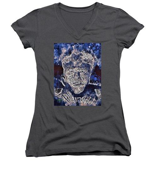 The Wolfman Women's V-Neck