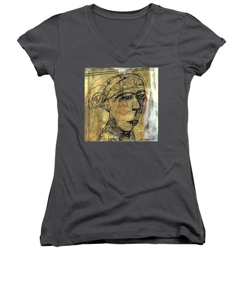 Thelma Women's V-Neck T-Shirt