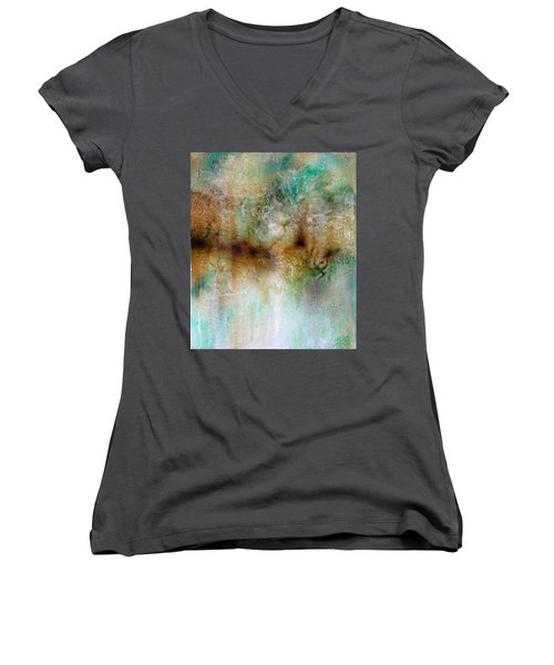 This Mystery Women's V-Neck T-Shirt