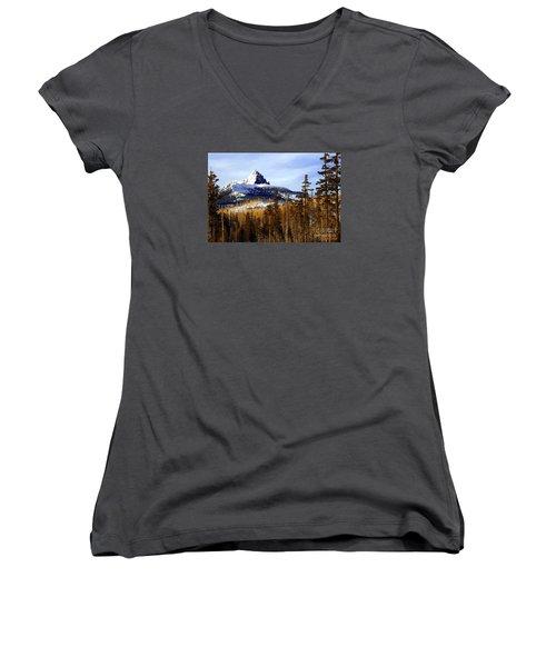 Three Fingered Jack Women's V-Neck T-Shirt