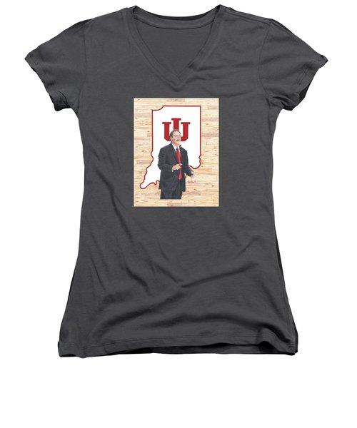 Tom Crean Women's V-Neck T-Shirt