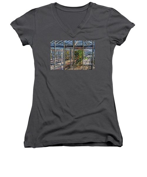 Tomatoes And Pumpkins Women's V-Neck
