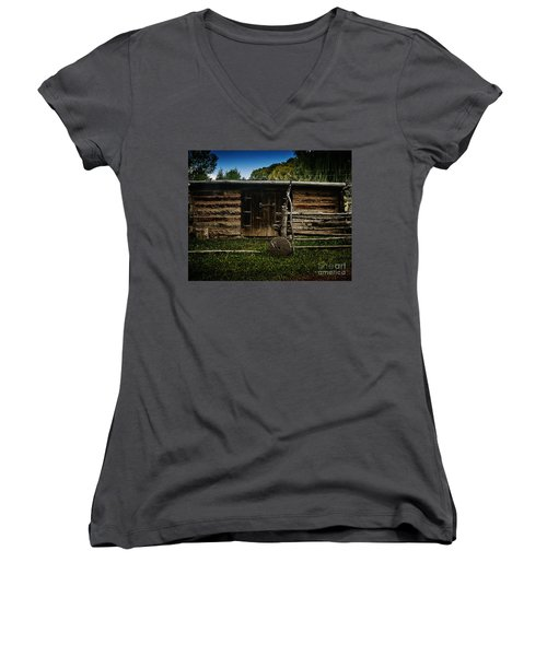 Tool Shed Women's V-Neck