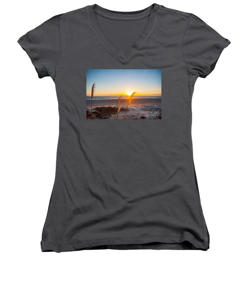 Outer Banks Obx Women's V-Neck