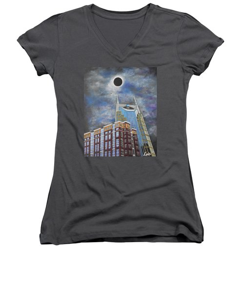 Totality Women's V-Neck (Athletic Fit)