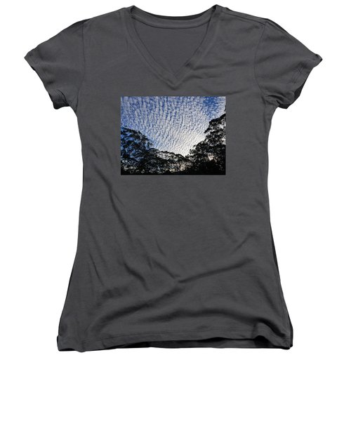 Towen Mountain  Women's V-Neck