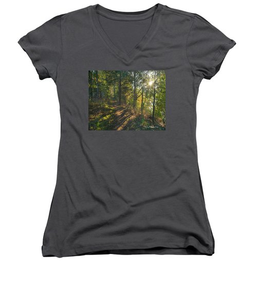 Trail Women's V-Neck (Athletic Fit)