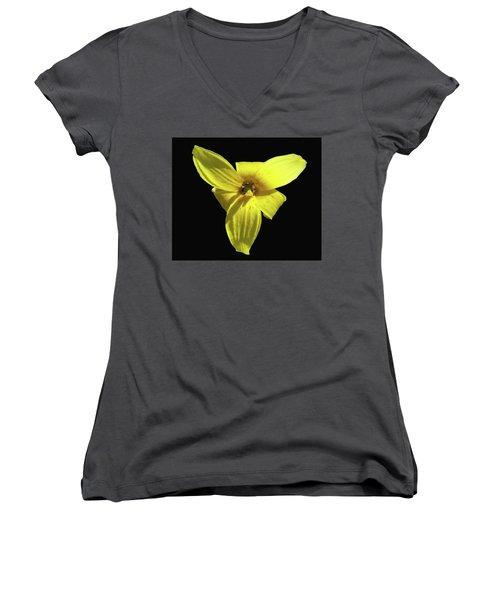 Trout Lily Women's V-Neck