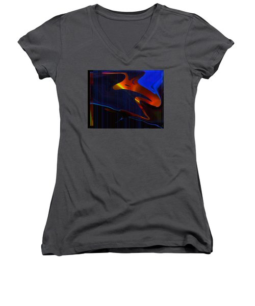 True Companion Women's V-Neck T-Shirt