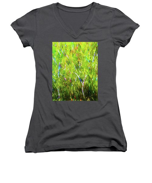 True Women's V-Neck T-Shirt (Junior Cut)