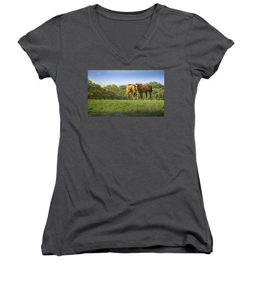 True Love Women's V-Neck T-Shirt