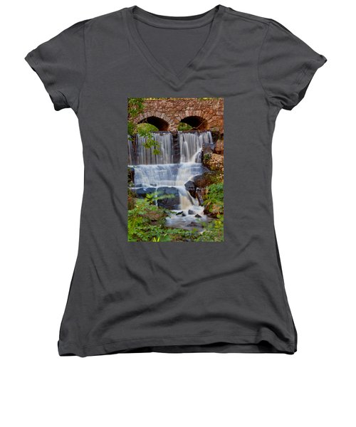 Tucked Away Women's V-Neck