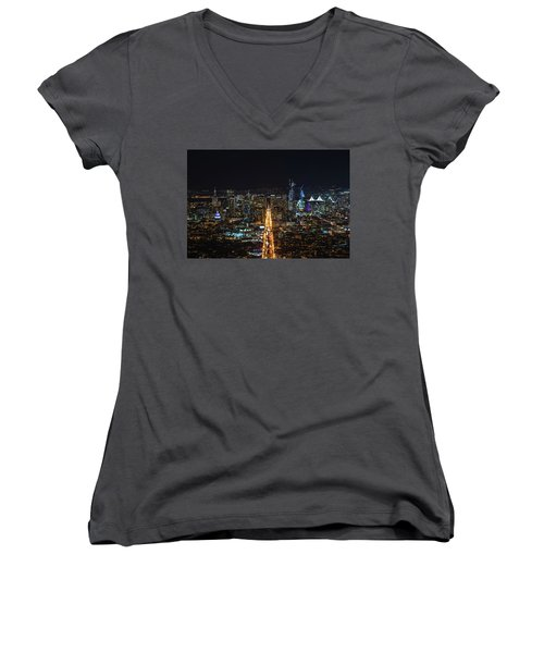 Twin Peaks Women's V-Neck