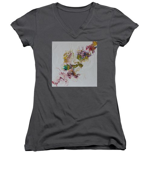 Magic Dragon  Women's V-Neck