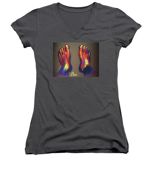 Ultimate Vehicle Women's V-Neck T-Shirt