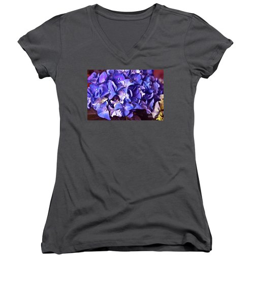 Ultra Violet Dance Women's V-Neck