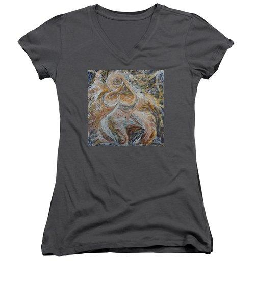 Uma Women's V-Neck T-Shirt