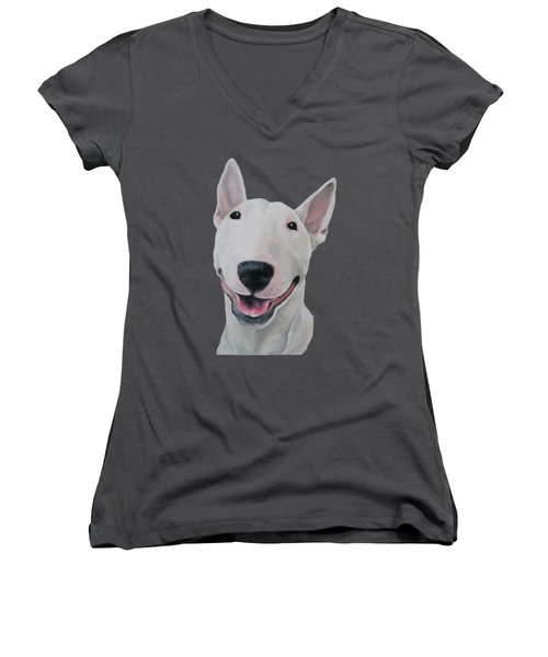 Unconditional Women's V-Neck (Athletic Fit)