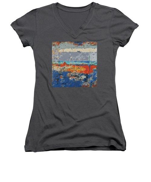 Uncovered Women's V-Neck T-Shirt