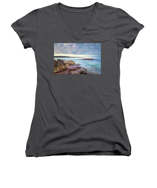 Under Eden Skies Women's V-Neck