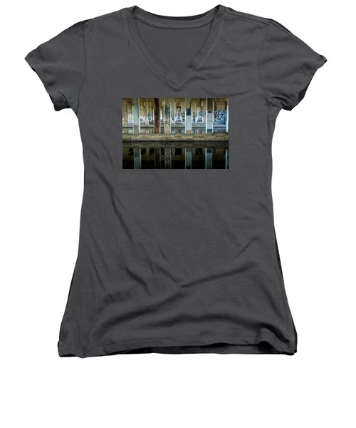 Underpass Women's V-Neck