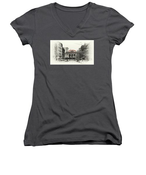 Union Station  Women's V-Neck