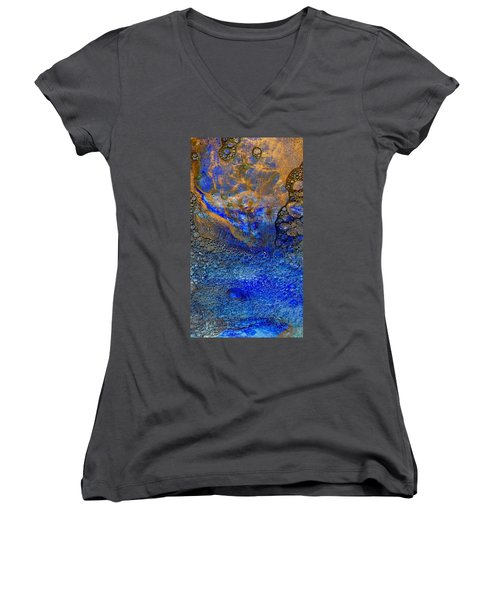 Untitled 28 Women's V-Neck (Athletic Fit)